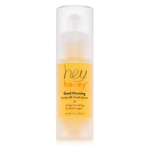 Good Morning Silk Facial Serum by Hey Honey www.heyhoney.com
